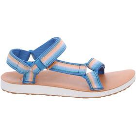 Teva Original Universal Ombre Sandals Women ceramic blue